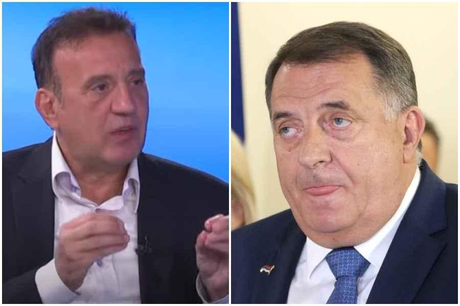 """AKADEMIK KURTĆEHAJIĆ UPOZORAVA: """"Trebamo biti pripravni, situacija je jako ozbiljna, DODIK je bukvalno spreman DOVESTI RUSIJU…"""""""