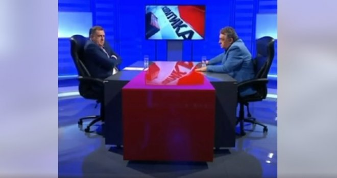 Đaković iznenada: Zašto mi rušiš državu Bosnu i Hercegovinu? Dodik zgranuto: Šta hoćeš ti od mene?!