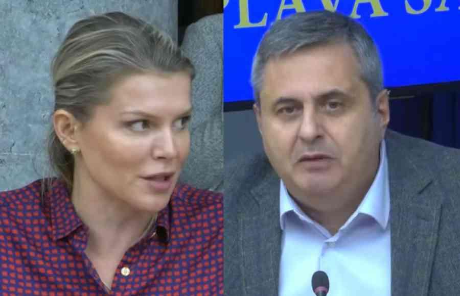 """DRAGINJA VUKSANOVIĆ STANKOVIĆ OČITALA ŽESTOKU LEKCIJU PROSRPSKOM POLITIČARU: """"Vi ste…"""