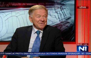 """PROFESOR KOMŠIĆ OBRUKAO DODIKA ZA SVA VREMENA: """"Ma šta on može uraditi, on ima nekakva…"""