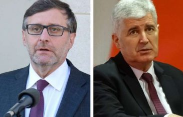 Američki prijedlog zabrinuo Dragana Čovića: Kako bi mogao izgledati novi Izborni zakon?