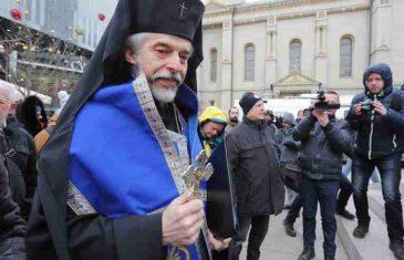 """NE SMIRUJE SE VERBALNI S-H RAT: """"U Hrvatskoj se pokušava oživjeti ustaška pravoslavna crkva!"""""""