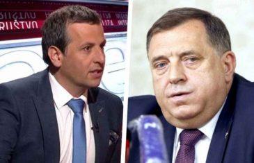 """VUKANOVIĆ OTKRIO TAJNI PLAN VOŽDA IZ LAKTAŠA: """"Milorad Dodik je otišao toliko daleko da nudi Bakiru Izetbegoviću i…"""